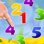 Học tiếng Đức miễn phí theo chủ đề số học