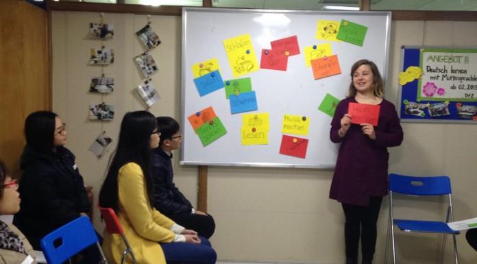 Học tiếng Đức tại Hà Nội cùng HALO Education