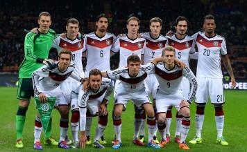 Đội hình đội tuyển quốc gia Đức