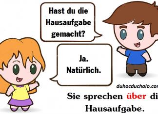Cách học tiếng Đức nhanh và hiệu quả