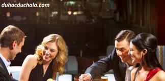 Học tiếng Đức miễn phí theo chủ đề khi ở Nhà hàng