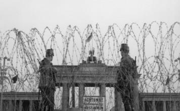 Bức tường Berlin - nỗi ô nhục của người Đức