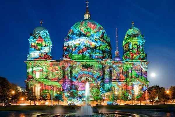 Du học Đức - nét đẹp về kiến trúc Đức