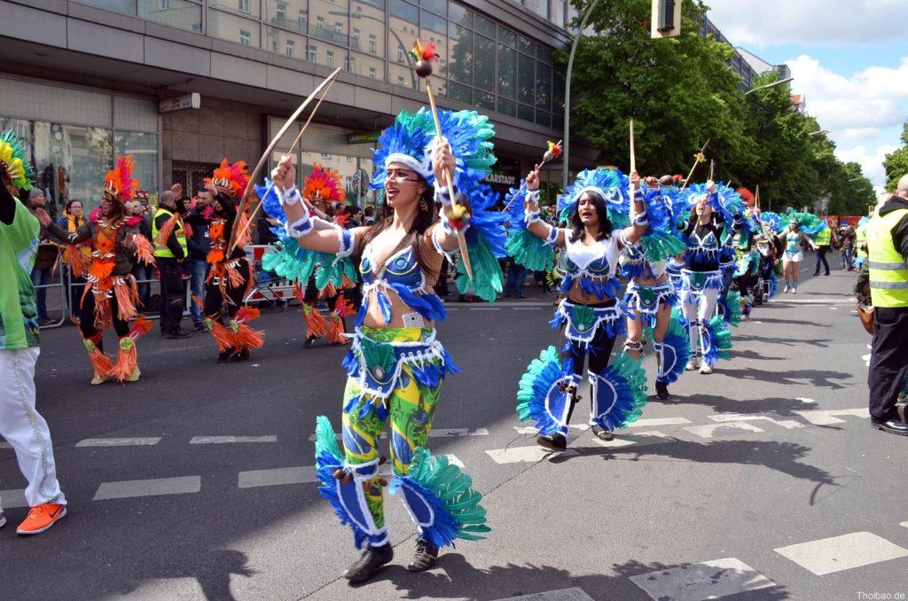 Lễ hội truyền thống diễn ra tại Berlin