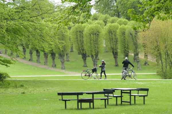 Thủ đô xanh tại Đức