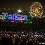 Lễ hội âm nhạc Lollapalooza tại thành phó Berlin - Đức