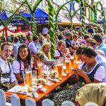 Lễ hội bia Oktoberfest tại Munich