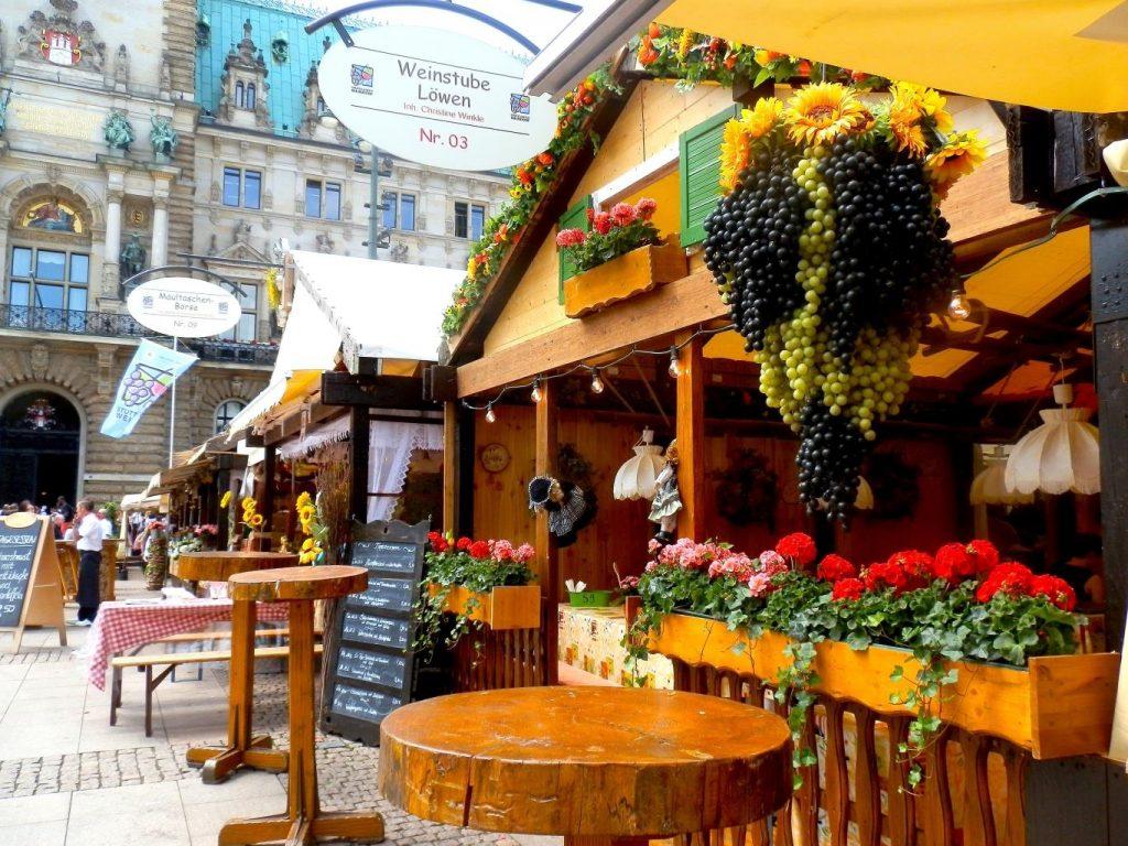 Lễ hội tháng 9 | Lễ hội rượu vang