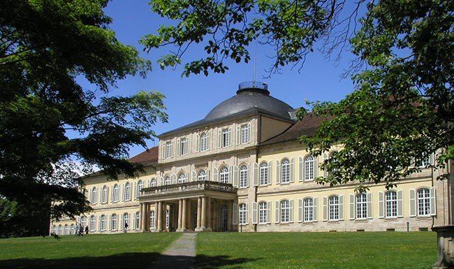 truong dai hoc Hohenheim